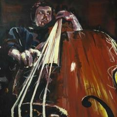 Hugo Harrison Double Bass Player in Liverpool
