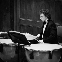 Connor Chambers Percussionist in London