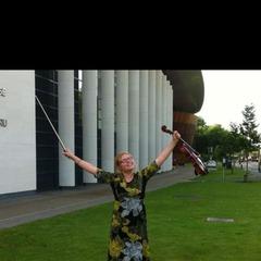 Melody Heath Violinist in Birmingham