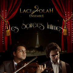 Laci Olah Ensemble Swing Band in the UK