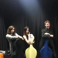 Shannon Berridge Cellist in Birmingham
