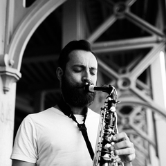 Wayne on Sax Saxophone Player in Newcastle