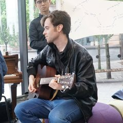Josh Garcia Guitarist in Newcastle
