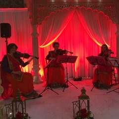 Bombay Groove String Quartet in London