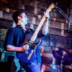 Shaun Rimmer Guitarist in Manchester
