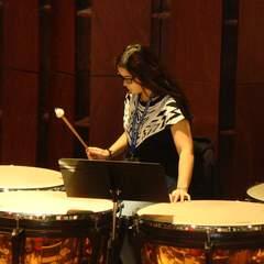 Jani Silva Percussionist in London