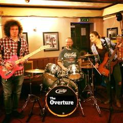 The Overtures Function Band in Manchester