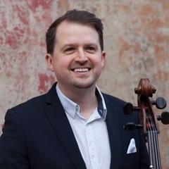 Dan Bull Cellist in Bristol