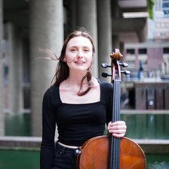Alice Luddington Cellist in Liverpool