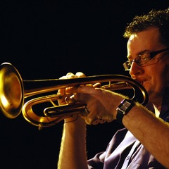 Ewan Mains Trumpeter in Glasgow