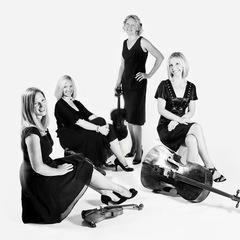 Blond quartet String Quartet in the UK