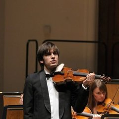Grig Cuciuc Violinist in London