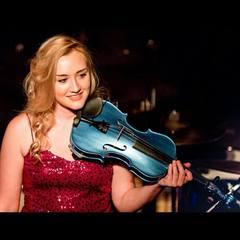 Ruth Rose Violinist in Cardiff
