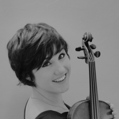 Susannah Sturman Violinist in Cambridge