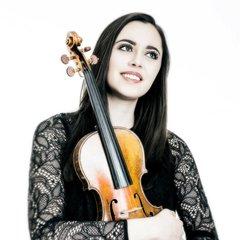 Iona McDonald Violinist in London