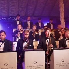 Diamond Skyline Orchestra Cover Band in London