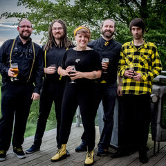 Feel Good Inc Function Band in the UK