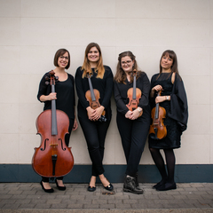 Fleur Quartet String Quartet in the UK