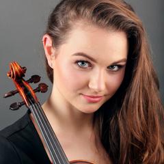 Patrycja Mynarska Violinist in the UK