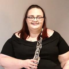 Jacqueline Ward Oboe Player in Wakefield