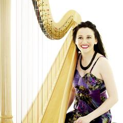 Elfair Dyer Harpist in Sheffield