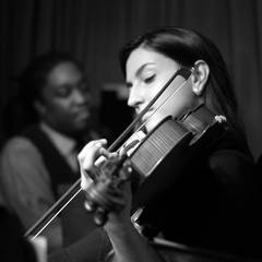Geeta Nazareth Viola Player in London