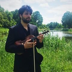 Lorenzo Sánchez Pérez Violinist in Glasgow
