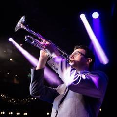 Tim Wearden Trumpeter in London