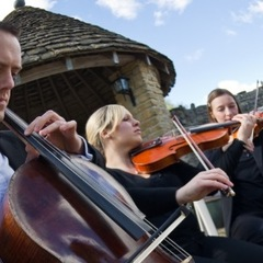 Arcosanti Quartet String Quartet in Bath