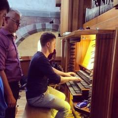 Misha Temnikov Pianist in Bath