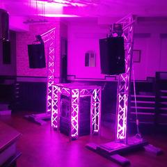 Danny Evo DJ in the UK