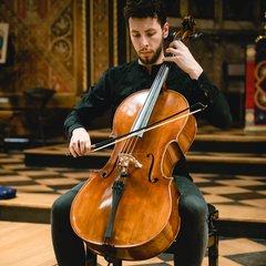 Dominic Blanchard Cellist in London