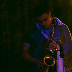 Kornelijus Pukinskis Saxophone Player in Glasgow