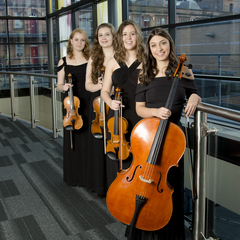 Cavatina String Quartet String Quartet in Glasgow