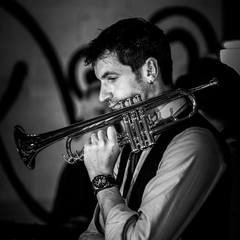 Chris Hughes Trumpeter in Cardiff