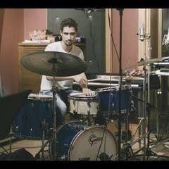 Adrien Grenier Drummer in Dublin