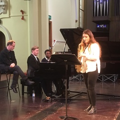 Lucy Carby Saxophone Player in York