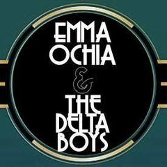 Emma Ochia & The Delta Boys Function Band in Glasgow