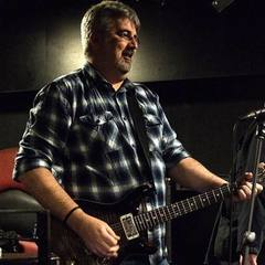 Mark Breingan Guitarist in Edinburgh
