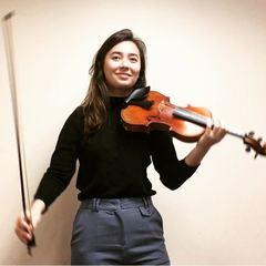 Serena Evans Violinist in Portsmouth