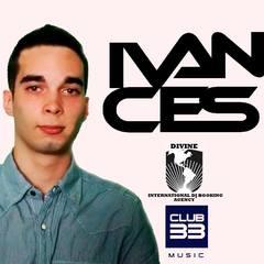 Ivan Ces DJ in the UK