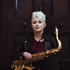 Sophie Burrows Saxophone Player in London