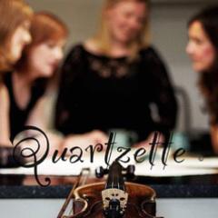Quartzette String Quartet in the UK
