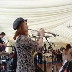 Sarah Findlay Trumpeter in Glasgow