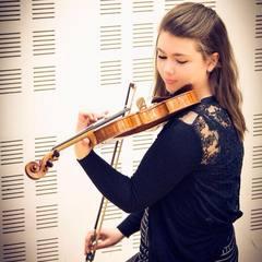 Vanessa White Violinist in Manchester