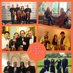 ZHL Strings String Quartet in London