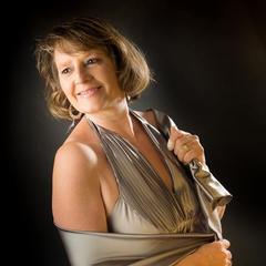 Nathalie Geoffray Harpist in the UK
