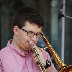 Alex Utting Trombone Player in Gateshead