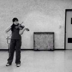 Sandra Toledo Violinist in Manchester