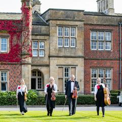 Quartet Cabaret Professional String Quartet String Quartet in the UK
